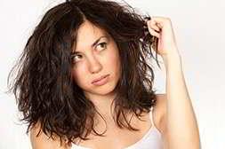 Имира избавляет волосы от сухости и жирности