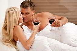 Либидо Драйв можно употреблять с алкоголем