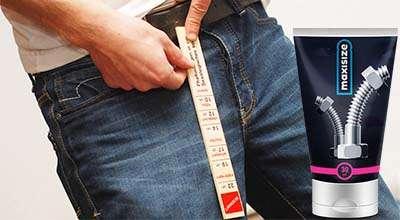 Крем Maxi Size для увеличения члена