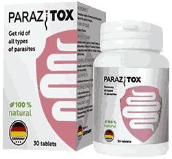Препарат Паразитокс мини версия