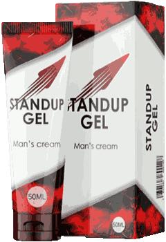 Крем Stand Up Gel