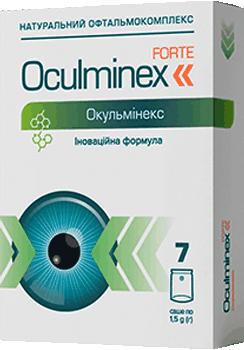 Лекарство Окулминекс.